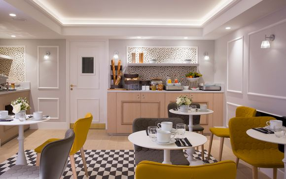 Hotel Pastel Paris 3*