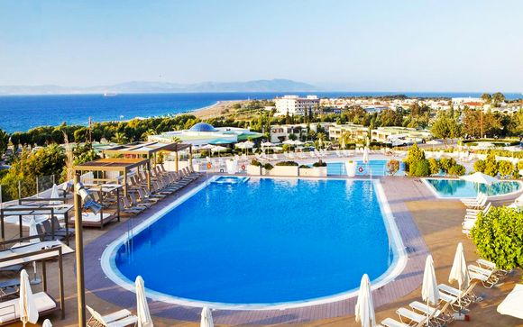 Ultra All Inclusive Stay with Spectacular Coastal Views