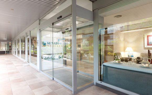 Hotel Senator Castellana 3*