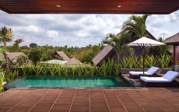 Private Pool Villas, Beachside Bliss & Optional Island Idyll