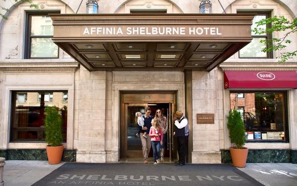 Shelburne Hotel & Suites NYC 4*