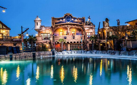 Hotel Cap Pirate 4*