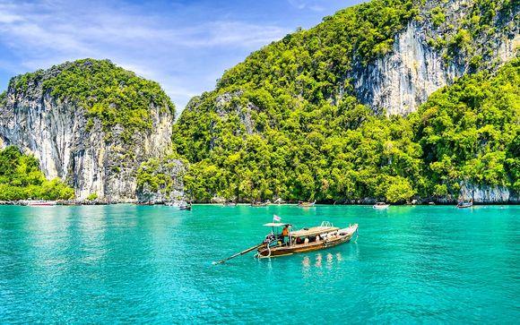 T-Villa Phuket & The Leaf on the Sands 4*