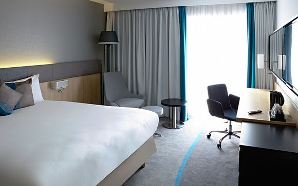 Novotel London Wembley 4*