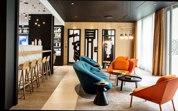 Hotel Mercure Paris 17 Batignolles 4*