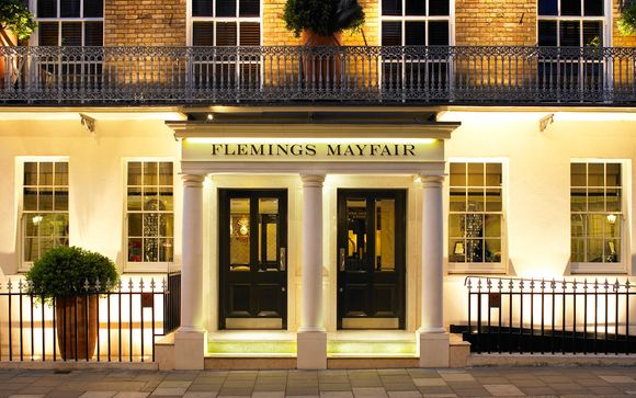Flemings Mayfair Hotel 5*