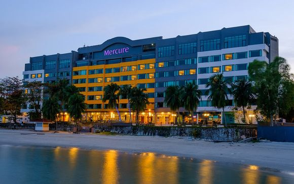 Mercure Penang Beach 4*