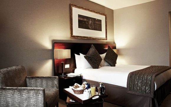 Copthorne Hotel at Chelsea Football Club 4*