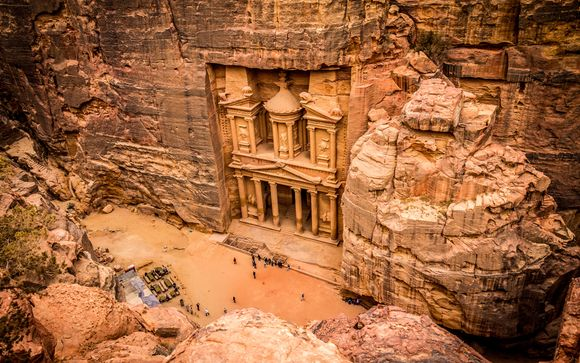 Discover Jordan 4/5* with Optional Istanbul