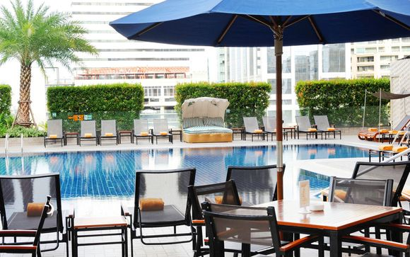 Rembrandt Hotel Bangkok 4*