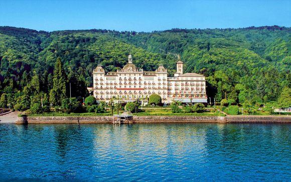 Luxury Collection: Lakeside Art Nouveau Spa Hotel