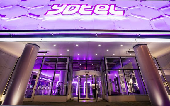 YOTEL New York 3*