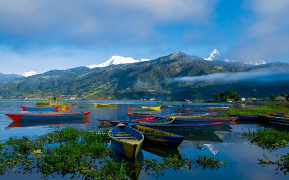 Nepal's Golden Triangle Tour
