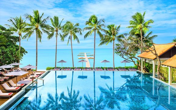Le Meridien Koh Samui 5* & Optional Pre-Extension to Bangkok