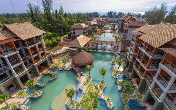 Utopian Villages & Rainforest Island