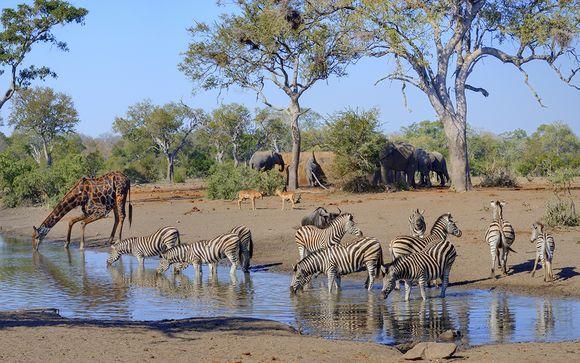 Royal Kruger Lodge 4*