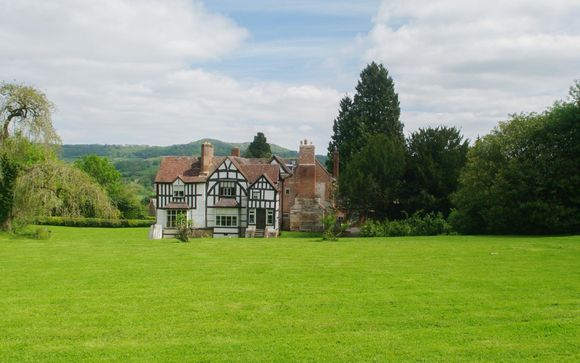 Your Destination : The Courthouse Country House 4*