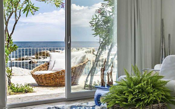 Relaxing Resort & Spa within Arbatax Park