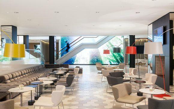 Hotel NH Collection Berlin Mitte Friedrichstrasse 4*