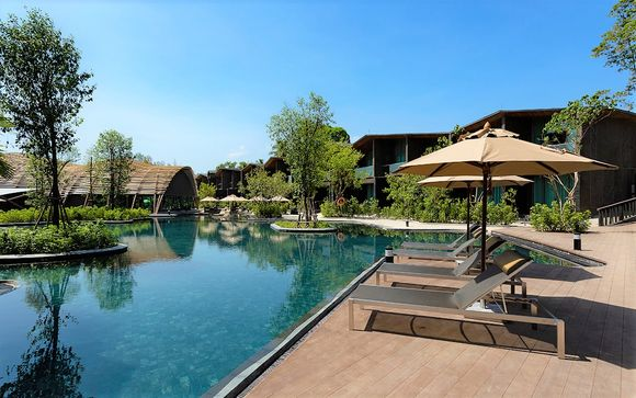 Kalima Resort & Villas Khao Lak 5* & Optional Bangkok Stopover