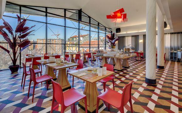 Antares Hotel Rubens Milan 4*