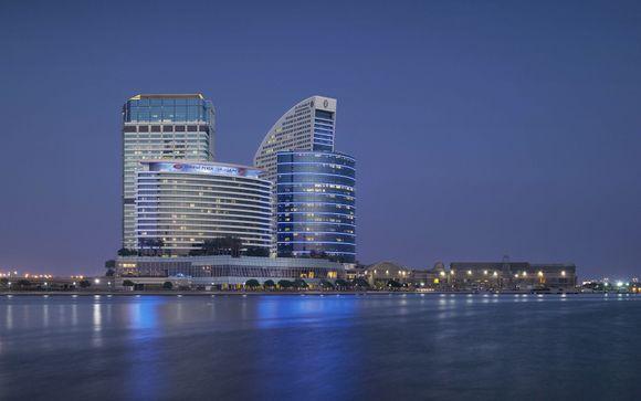 InterContinental Dubai Festival City 5*