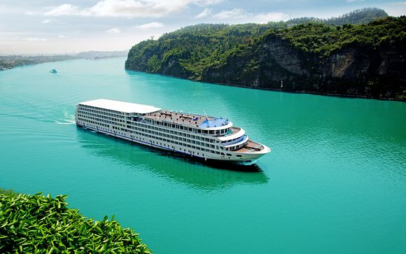 Cruise Discovery with Optional Hong Kong Stay
