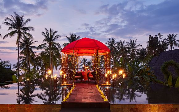 Kupu Kupu Phangan Beach Villas & Spa 5* & Optional Bangkok Stopover