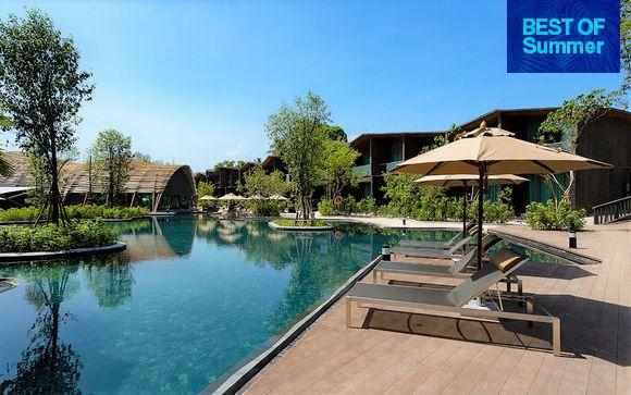 Stunning Beach Retreat with Optional Bangkok Getaway