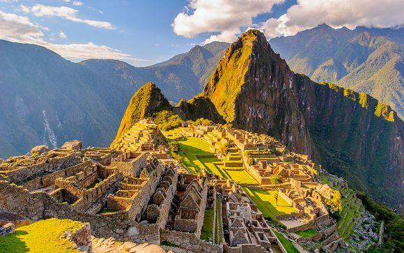 Breathtaking Landscapes, Ancient Treasures and Jungle Escape