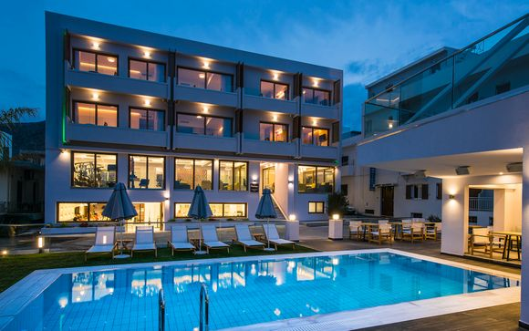 Harma Boutique Hotel 4*
