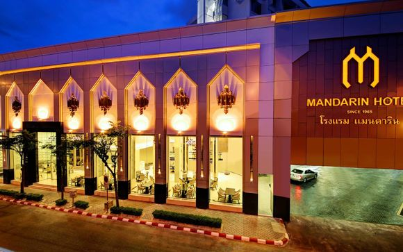 Mandarin Hotel Managed by Centre Point 4*