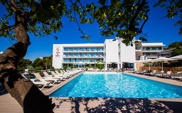 Hotel Jardin de Bellver 4*