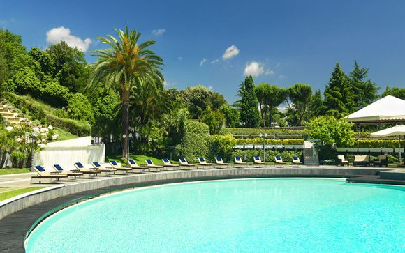 Sheraton Roma Hotel Conference Center 4 Rome Up To 70 Voyage Prive