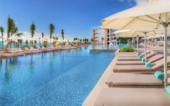 Haven Riviera Cancun 5*