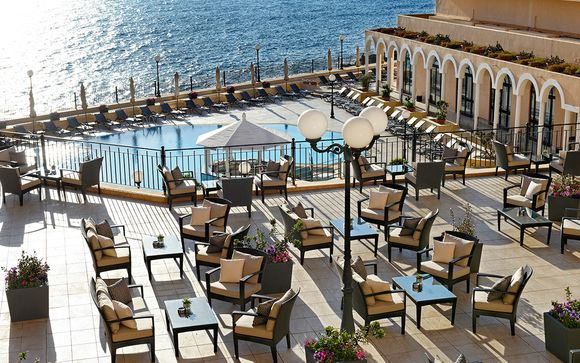 Radisson Blu Malta Resort St. Julian's 5*