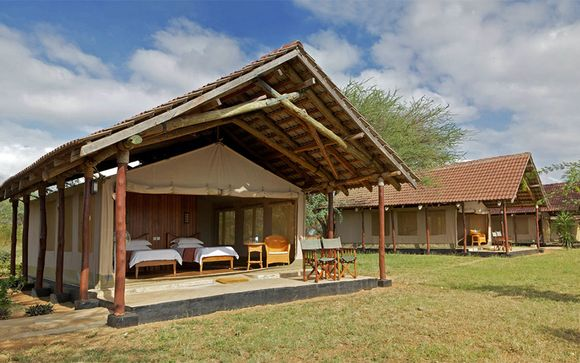 Your Safari Accommodation