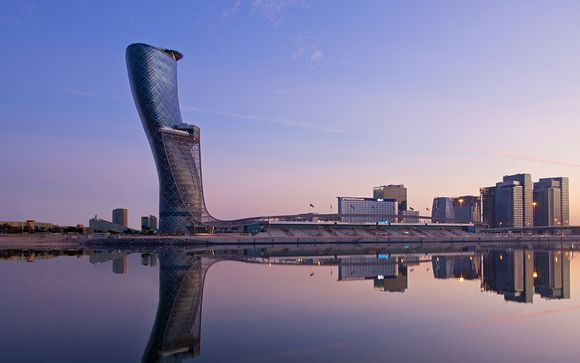 Andaz Capital Gate - a concept by Hyatt 5*