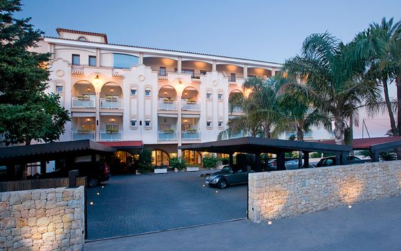 Hotel Los Angeles Denia 4*