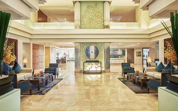 Centre Point Hotel Silom 4*