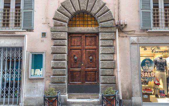 Colonna Suite del Corso