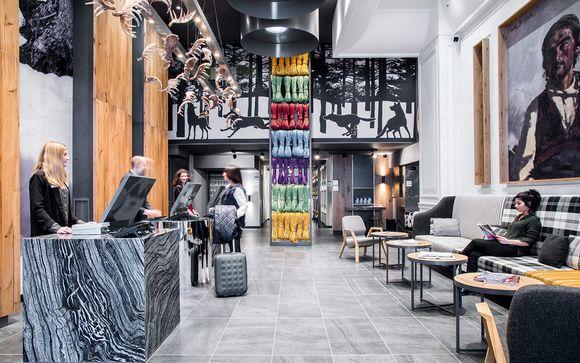 Alpina Eclectic Hotel 4*