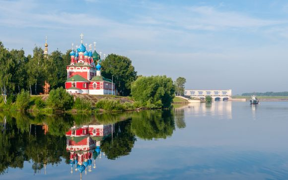 Your Cruise Itinerary from St Petersburg to Moscow In Brief