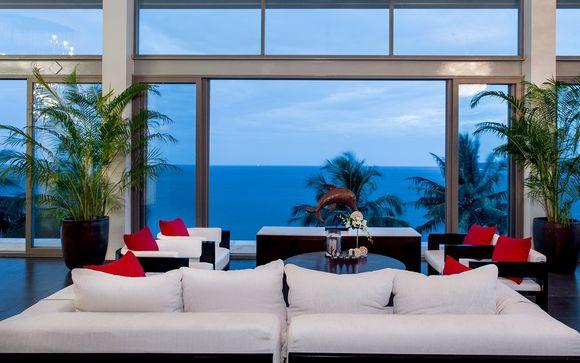 Cape Sienna Phuket Gourmet Hotel & Villas 5*