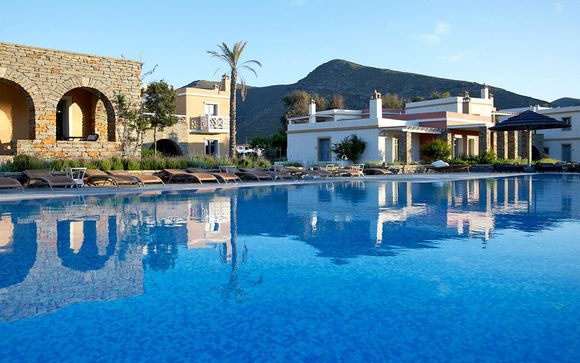 Porto Kea Suites Luxury Hotel 5*