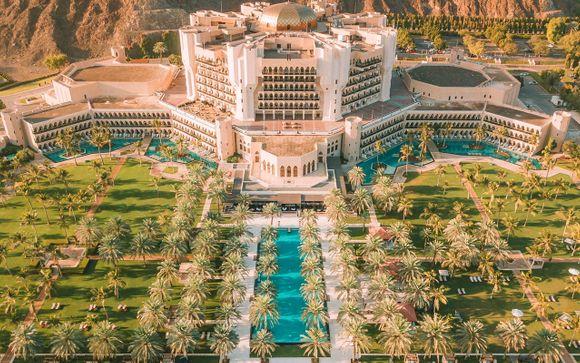 Al Bustan Palace, A Ritz-Carlton Hotel 5*