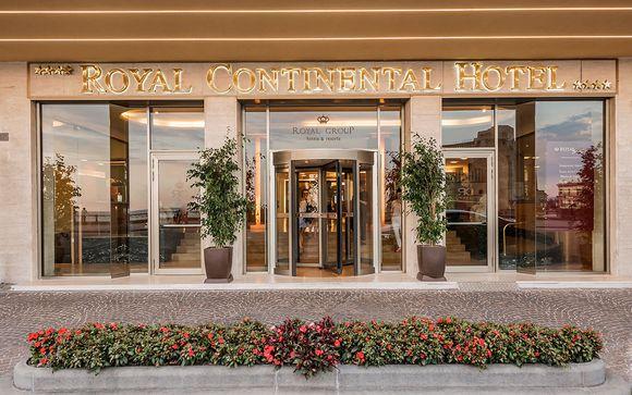 Royal Continental Hotel 4*