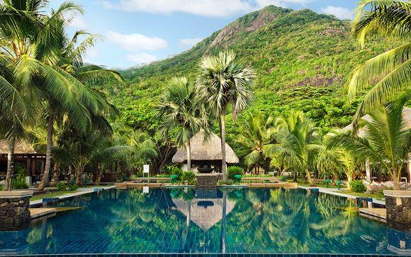 Hilton Seychelles Labriz Resort Spa 5 Mahe Island Up