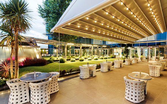 Doubletree By Hilton Hotel Istanbul Moda 5