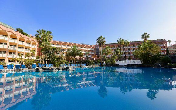 Hotel Puerto Palace 4*